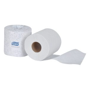TORK Advance 2 Ply Bath Tissue, Universal – 48 rolls x 500 sheets per case