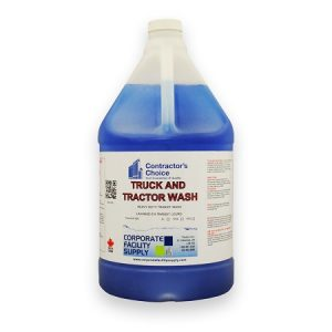 CONTRACTORS CHOICE Truck and Tractor Wash- 4L