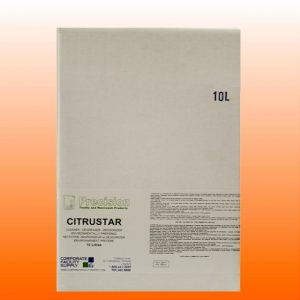PRECISION Citrustar Degreaser – 10L