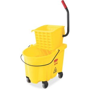 RUBBERMAID Wavebreak Side Press Bucket/Wringer- 26qt *Special Order