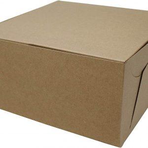 Cake Box 8 x 8 x 2.5