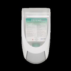 Neptune Touchless Hand Sanitizer Dispenser