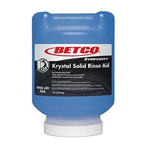 Betco Krystal Solid Rinse