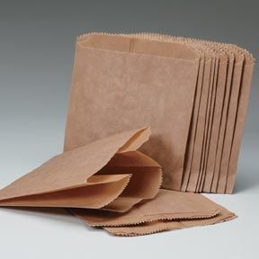 Paper Sanitary Disposal Bags (019302)