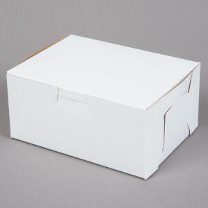 Cake Box Paper 8 x 5.5 x 2.5