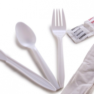 Take-Out Cutlery Set with Napkin Qty 500 (125910)