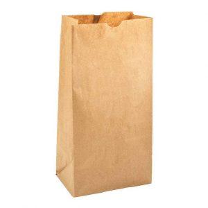 Kraft Paper Bag 20 Lbs Qty 500