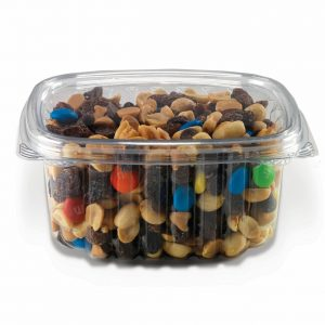 CS16 16oz Container With Flat Lid Qty 200 (073446)