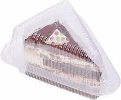 Hinged Pie Slice Container (273808)